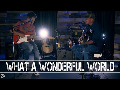 Louis Armstrong - What a Wonderful World | Bryan Lewis & Lance Horsley (2017 Cover)
