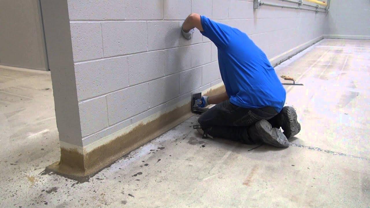 Epoxy Flooring Contractor Cove Installation Ppi Epoxy