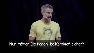 Michael Shellenberger: Warum Erneuerbare Energien das Klima nicht retten können DEUTSCHE VERSION