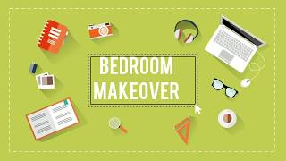 Project 3| Small Budget Bedroom Makeover | Bedroom Makeover | Renter Friendly