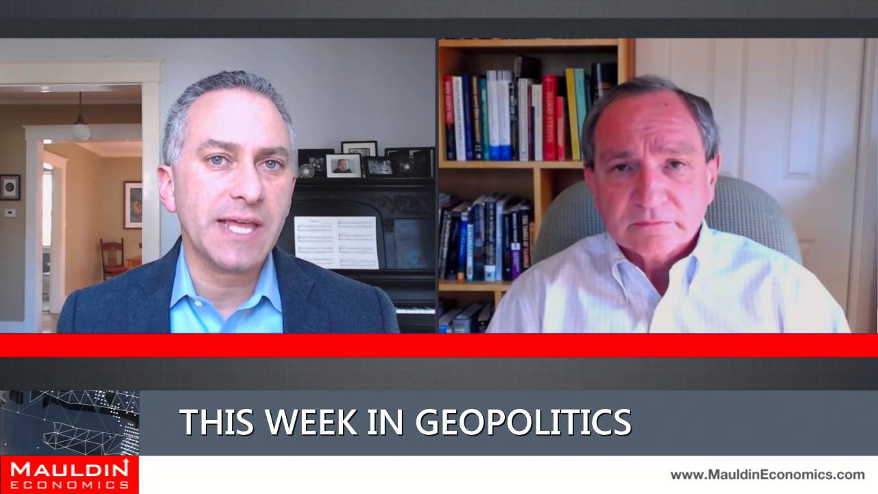 George Friedman: Russia Will Be Ready to Invade Ukraine ...
