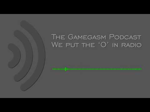 The Gamegasm Podcast - Episode 2 - Andrew Loves Tails