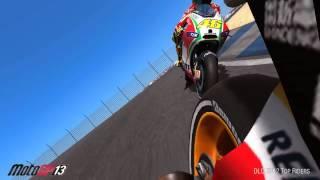 MotoGP 13 Gameplay