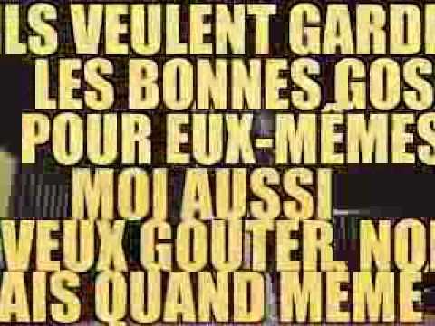 J-RIO b15 C'est la Go de Qui(lyrics)