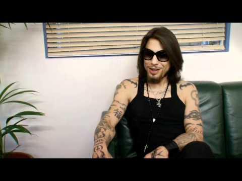 Janes Addiction's Dave Navarro Interview - Reading Festival 2011