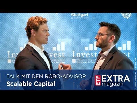 Invest 2018 – Talk mit Erik Podzuweit von Scalable Capital