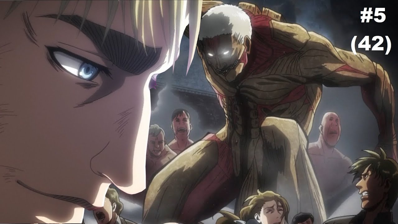 Attack On Titan Staffel 2 Folge 3