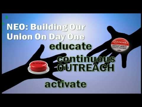 New Employee Orientation: Building Our Union on Day One