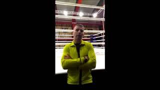 Анализ боя Гассиев Дортикос от тренера по боксу Дмитрия Тартенаса