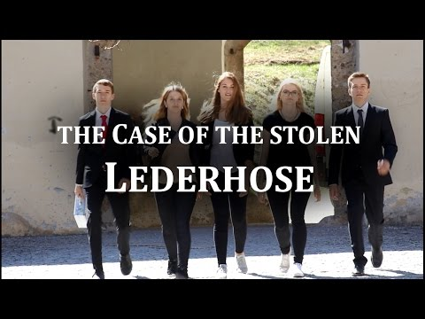 The Case Of The Stolen Lederhose