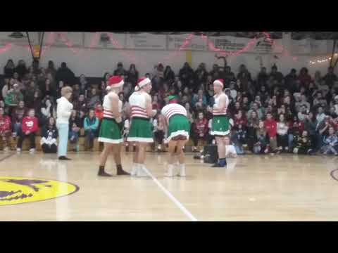 LASSEN HIGH SCHOOL BOYS DANCE!!!