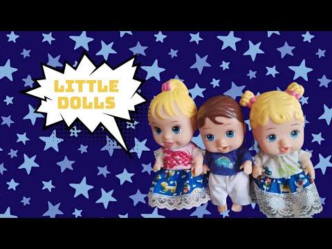 Novelinha Little Dolls