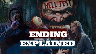 Hell Fest Ending Explained