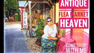 Antique Flea Market Heaven Come Shop With Me