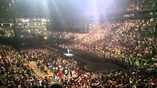 U2   The Miracle Of Joey Ramone Intro   Boston Ma 7/11/15 LIVE