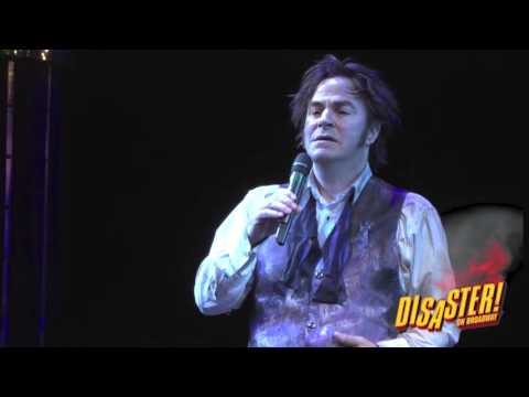 Disaster! Curtain Call: Roger Bart sings 'Go The Distance' from Hercules