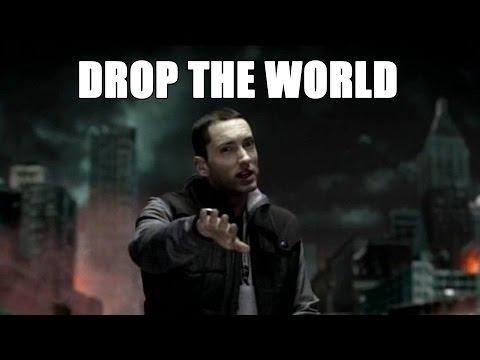 Drop the world Eminem's verse with lyrics