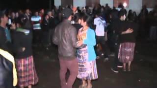 Baile en Caserio Chulin Patachaj, Quetzaltenango, 2015