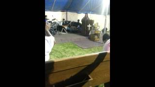 Cibecue Pentecostal church Campmeeting 2013