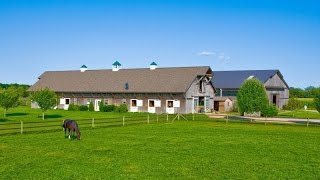 Convenient and Peaceful Horse Farm in Water Mill, New York