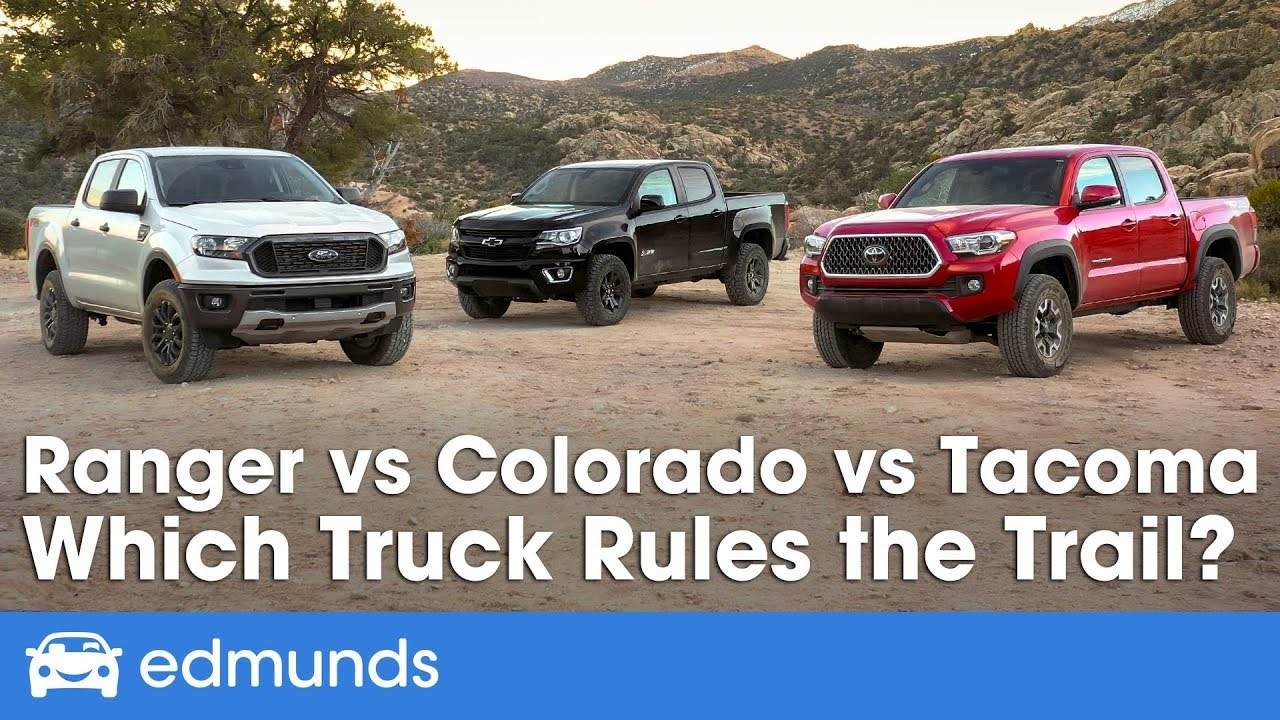 2019 Toyota Tacoma Prices, Reviews, and Pictures | Edmunds
