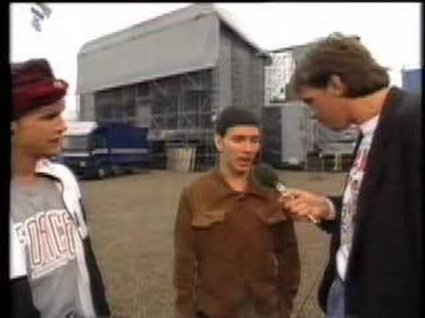 Pearl Jam Pink pop interview