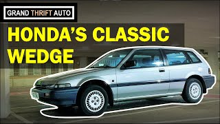 1989 Honda Accord Aerodeck review and road test