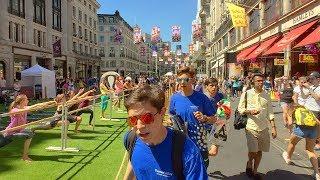 LONDON WALK | Regent Street Summer Streets 2018 | England