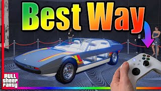 How to Win The Lucky Wheel Podium Car EVERY SINGLE TIME With The 6:30 METHOD in GTA 5 Online Vehicle
