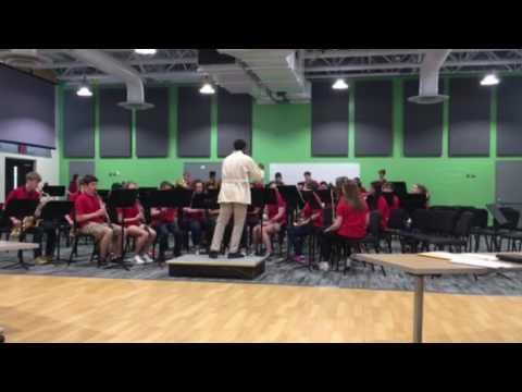 Hampshire Regional High School Band