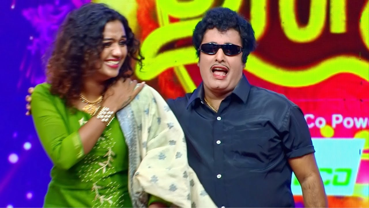Comedy Utsavam │Flowers│Ep# 111