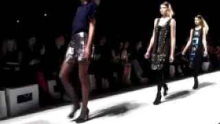 NYFW Fall/Winter 2012/2013 Whitney Eve Final Model Walk Thumbnail