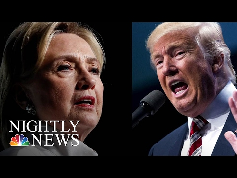 Polls Tightening With 6 Days To Go, As Donald Trump Seizes Momentum | NBC Nightly News