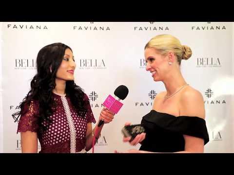 Oscars 2018 Red Carpet - Nicky Hilton Interview