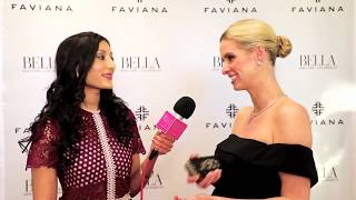 Oscars 2018 Red Carpet - Nicky Hilton Interview