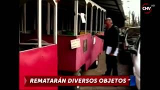"""""""Tía Rica"""" rematará bienes de la Municipalidad de Macul"""