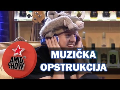 Muzička Opstrukcija - Ami G Show S11 - E21