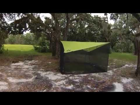 Nemo Bugout Shelter 9x9 Review