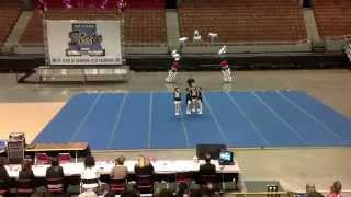2013 Fake State All Girl Stunt