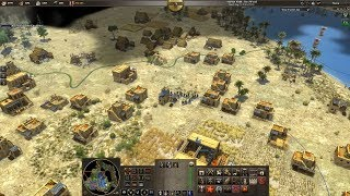 0 A.D. 2v2 Gameplay vs Medium CPU (test) - Persians, Caspian Sea - Alpha 23 - 09/11/2019