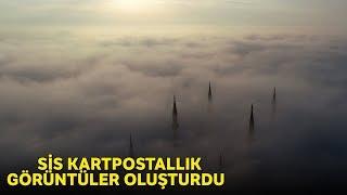 Adana'da Etkili Olan Sis Merkez Camii'nde Kartpostallık Manzaralar Oluşturdu Mp3 Yukle Pulsuz  Endir indir Download - MP3.XALAM.AZ
