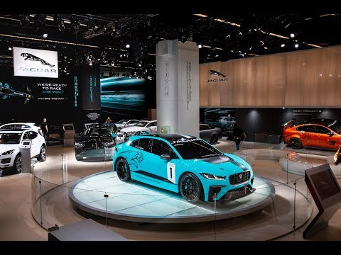 Jaguar Announces All Electric Race Series - Unravel Travel TV