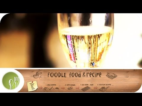 Champagner vs. Sekt im Blindtest I Foodle -- Food & Recipe