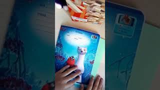Из тетрадки сделать самодельный бумажный домик из бумаги  для кукол лол.