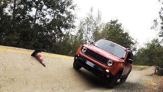 видеообзор нового Jeep Renegade