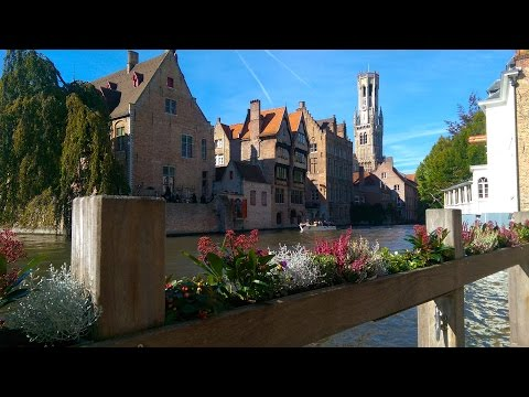BEER, BOATS & BEAUTY IN BRUGES - Bruges, Belgium - Leonard Does Europe #40