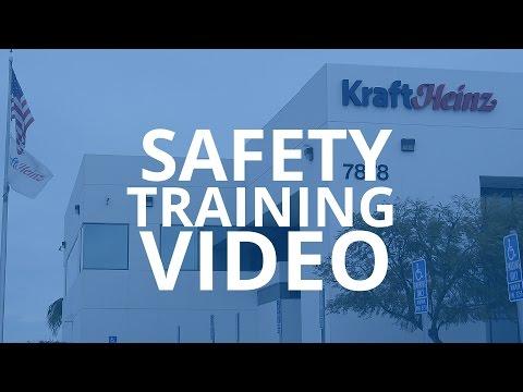 Safety Video - Kraft-Heinz San Diego Factory