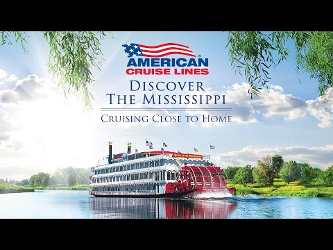 Mississippi River Cruising with American Cruise Lines - TV Commercial :60