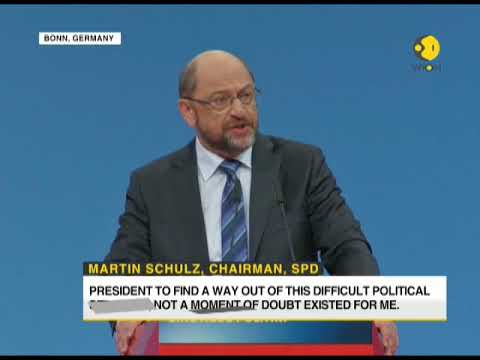 Germany: SPD votes for coalition talks