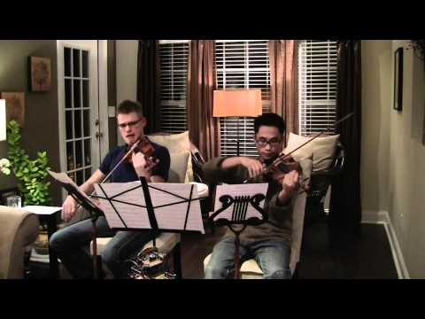 Pachelbel Canon Violin Duet by Jason Dunn and Wilson Tong